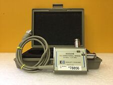 HP / Agilent 85020B 10 MHz to 2.4 GHz, Type N (F) Directional Bridge + Case