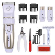 Dog Clippers, Dog Grooming Clippers Cordless Pet Hair Trimmer