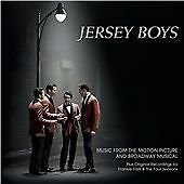 NEW Jersey Boys Music From The Motion Picture And Broadway Musical (Audio CD)