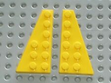 Ailes jaunes LEGO yellow wings 54383 & 54384 / set 8037 79105 9699 20205 4998...