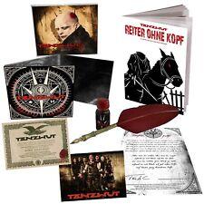 TANZWUT Schreib Es Mit Blut 2CD BOXSET 2016 LTD.1500