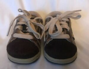 Stride Rite Brown Toddler Shoes Soze 4.5W