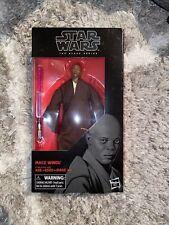 2020 Star Wars Black Series 6 inch #82 Mace Windu