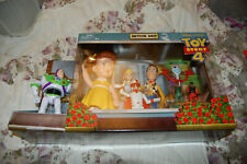 Toy Story 4 Antique Shop Adventure Pack Toy Set NEW