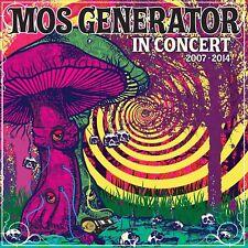 MOS GENERATOR - IN CONCERT 2007-2014 2 VINYL LP NEW!