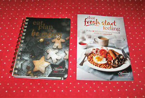 New! Slimming World Eat, Plan & Be Merry 12 Week Christmas Journal With Recipes!