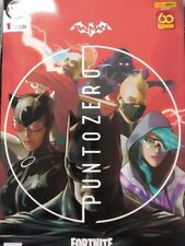 PUNTOZERO 1 BATMAN FORTNITE con codice .PANINI SPED.CORRIERE