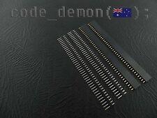 40 Pin Male & Female Headers 2.54mm (x2) - Arduino / AVR / Raspberry Pi