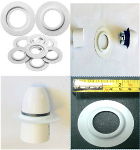 New Metal Lamp Shade Reducer Adaptor Light Fitting Washer Converter Ring Plate