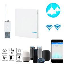 1-Way Wireless Power Smart Switch WIFI APP Remote Control Light Lamp Kit Fashion