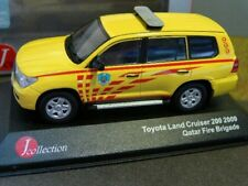 1/43 J-Collection Toyota Land Cruiser 200 Quatar Fire Brigade 2009 256