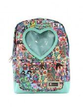 tokidoki California Dreamin Heart Window Backpack