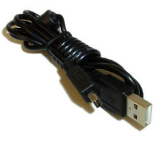 HQRP USB Cable Cord for Olympus SZ-10 SZ-20 SZ-30MR TG-310 TG-610 TG-810 XZ-1