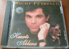 HEARTS ABLAZE - RICHY PETRELLO 1995 CD