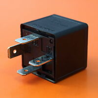 Premium Quality Automotive Relay 12V 40Amp 4Pin N/O Plug In- By TYCO/TE