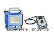 Brennofen Efco 135 mit Temperaturregler, Werkstattofen, Laborofen, Glühofen