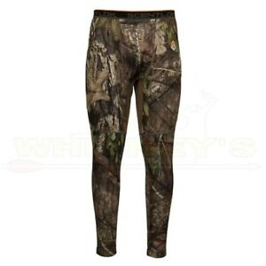 ScentLok Mossy Oak BreakUp Country Base Layer Pant-LARGE