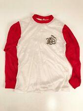 Rare 1978 Vintage Factory Mongoose BMX Racing jersey NOS GT Redline DG