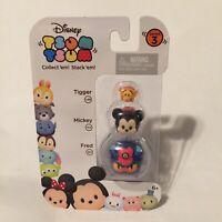 Disney TSUM TSUM Cinderella-Winnie the Pooh-Mickey Mouse Stack/'em Series 1 3 set