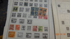 Latin / South America Large Mint/Used Lot On Album Pages All Shown 37 Scans
