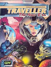 JDR RPG JEU DE ROLE / TRAVELLER THE NEW ERA LIVRE DE BASE