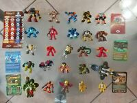Lotto N 8- 25 Gormiti giochi preziosi da collezione +5 figurine Gormiti