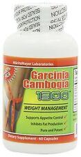 Garcinia Cambogia 1300 60 caps