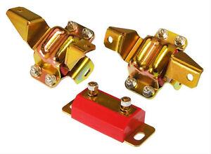 Prothane Engine Motor & Transmission Trans Mount Combo Kit Ford & Mercury 65-73