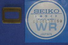 Seiko ES0W63HE50 Vetro Crystal Glass Uhrenglas Verre Original NOS