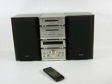 Technics High End Stereoanlage Anlage (Amplifier+Tuner+Cassette Deck+CD Player)