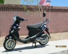 2009 Genuine Scooter Company Buddy 125 cc black  excellent condition low miles