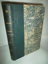 ALPHONSE DAUDET - TARTARIN SUR LES ALPES -  E.O. 1885