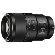 Sony 90mm F2.8 Macro E Mount Lens