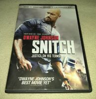 Snitch [DVD] DWAYNE JOHNSON