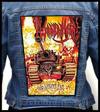 WARBRINGER - War Without End --- Giant Backpatch Back Patch