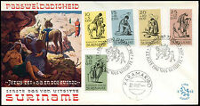 Suriname 1967 Easter Charity FDC First Day Cover #C29288
