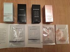Givenchy Paris Skincare Conjunto de 8 Crema de muestra, suero,