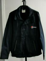 Men's Vintage Pepsi Employee Dark Blue Jacket, Size XL