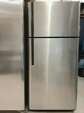 Kenmore Stainless Refirgerator 19.2 Cu Ft, Slim-Fit, Top-Freezer, Ice Maker
