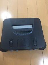 Nintendo 64 Console System Body only Tested JP Import Japan F/S