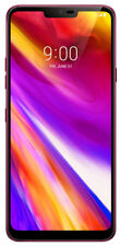LG g7 thinq 64gb tmobile red-EXCELLENT condition