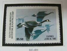 F528 SC 1984 CANADA GOOSE, AL DORNISCH STAMP