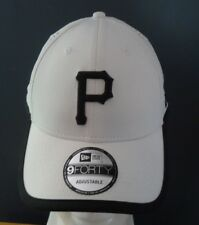 Pittsburgh Pirates New Era 9FORTY Adjustable Hat Cap White NWT