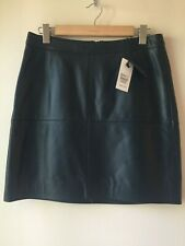 "Jeanswest ""Jasmine"" Genuine Leather Skirt Size 12 RRP"