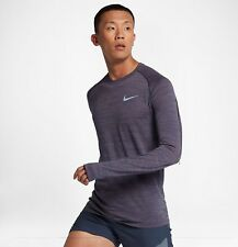 NIKE SPORTSWEAR  DRY KNIT LONG SLEEVE RUNNING TOP 833565-203, Size XL