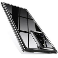 Coque pour Samsung Galaxy Note 20 / Ultra Étui Silicone TPU Double Protection