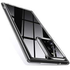 COVER per Samsung Galaxy Note 20 / Ultra CUSTODIA Silicone TPU Doppia Protezione