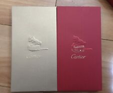 Cartier Chinese New Year Red Gold & Red Panther Red Envelopes - 10 Red & 10 Gold