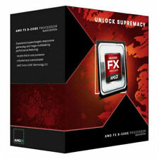 PROCESSORE CPU  AMD AM3+ FX-8300 8-Core 3.3GHz AM3+16MB Cache Box FD8300WMHKBOX