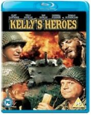 Kelly's Heroes (Clint Eastwood, Telly Savalas) Kellys New Region B Blu-ray